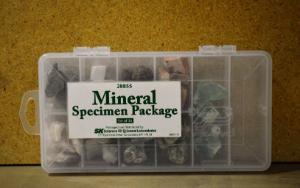Minerals, 9 Specimens