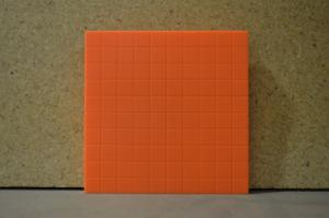 Flat Base Ten Orange Standard