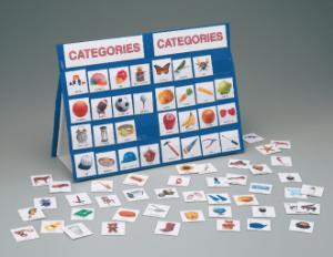 Pocket Chart Categories