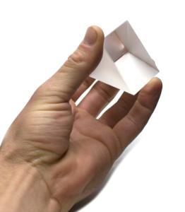 Prism Equilateral Flint, 1.62