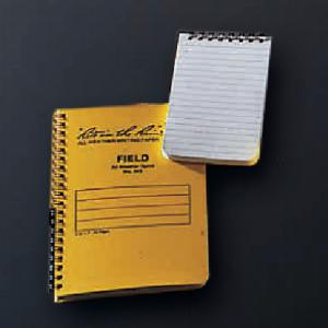 Waterproof Field Notebooks