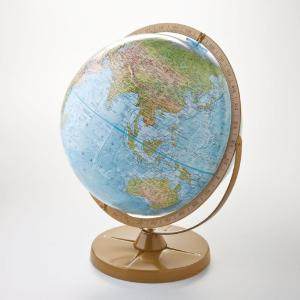 World Ocean Relief Globe