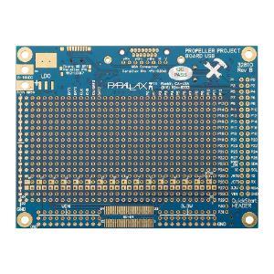 Propeller Project Board, USB