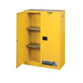 Justrite® Sure-Grip® EX Flammable Safety Cabinet