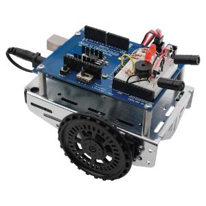 Parallax Shield Robot with Ard