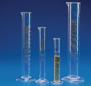 Kartell® Graduated Cylinders, PMP