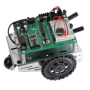 Boe-Bot Robot Kit Serial/USB