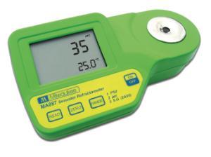 Economy Digital Seawater Refractometer