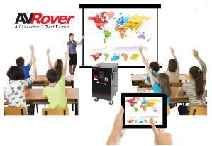 AVRover Mobile AV Carts