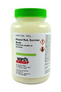 Phenol Red Sucrose Broth 100 g