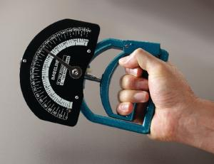 Smedley-Type Hand Dynamometer
