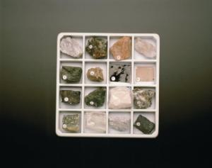 Minerals of the Earth's Crust Collection