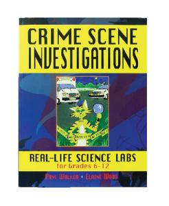 Crime Scene Investigations