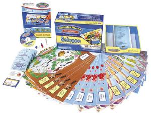 Curriculum Mastery® Game — Middle School Life Science