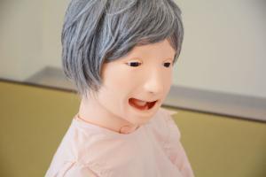 """Kyoto Kagaku® Patient Care Simulator """"Keiko"""""""
