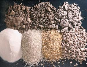 Soil, Sands, and Gravel Set