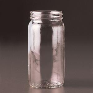 Flint Glass Gas Collecting Bottles
