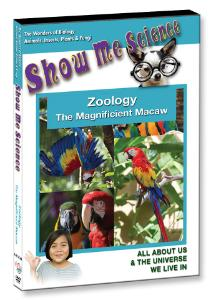 Show Me Science: Zoology–The Magnificent Macaw Video