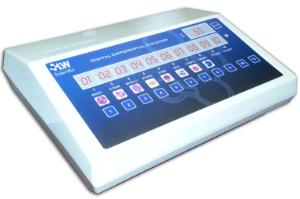 Digital 10 Key Differential Counter