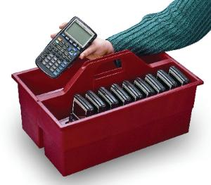Graphing Calculator Storage Caddy