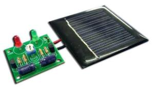 Solar Blinking Light Kit