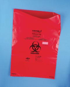VWR® Autoclavable Biohazard Bags and Containers