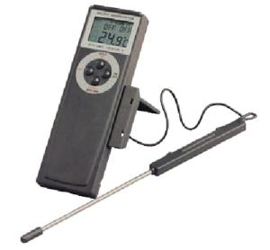 VWR® Calibrated Electronic Thermometers with Stainless Steel Probe