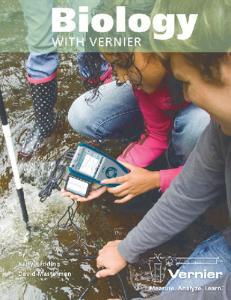Biology with Vernier Lab Book
