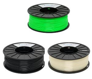 PicoTurbine 2X and WASP 3D Filaments