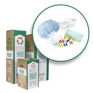Safety Equipment and Protective Gear, Zero Waste Box, TerraCycle®