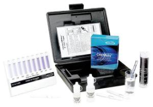 CHEMets® Snap Test Instant Water Quality Test Kits