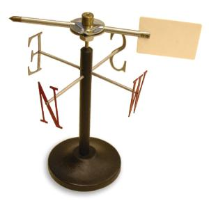 Wind Vane Demonstrator