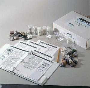 Ward's® Discovering Rocks and Minerals Lab Activity