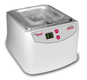 Digital water bath, 2 L