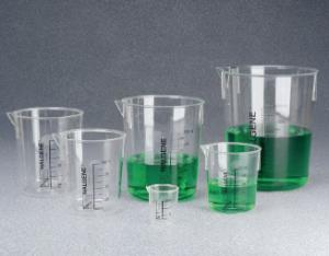 Nalgene® Graduated Griffin Beakers, PMP, Thermo Scientific