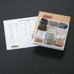 Ward's® Introductory Mineral Collection