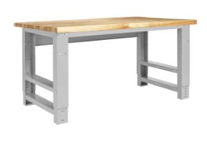 Adjustable Metal Table
