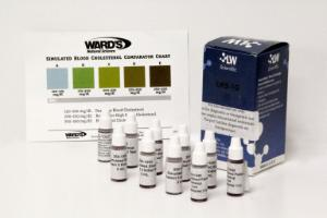 Ward's® Cholesterol Determination of Simulated Blood Lab Activity
