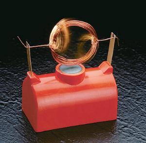 World's Simplest Motor