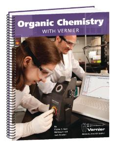 Organic Chemistry with Vernier