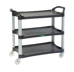 VWR® Medium-Duty Plastic Carts