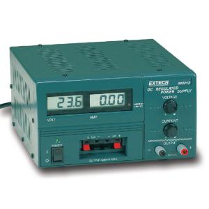 Extech DC Power Supply with Digital Display