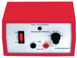 DC Battery Eliminator, 1 Amp