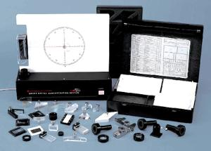 Laser Optics Demonstration