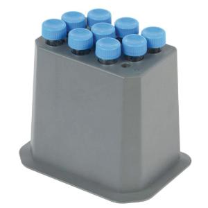 Block For 8 X 15 mL Conical Tubes