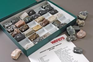 Ward's® AGI/NAGT Laboratory Rock Set
