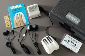GSR/Temp 2X Biofeedback System