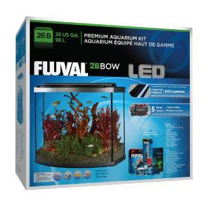 Fluval 26 Bow Aquarium