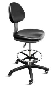 VWR® Upholstered Vinyl Lab Chairs