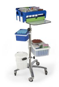 Deluxe Phlebotomy Cart, Heathrow Scientific®